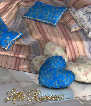 DA-Little Romance for Big Bed