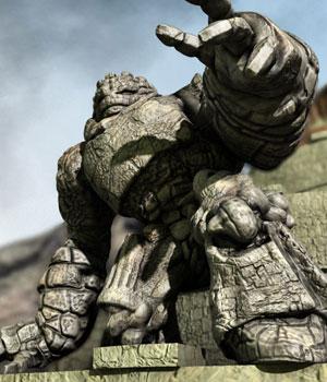 S1M Golemz: Stone