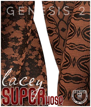 Lacey SuperHose Infinite for Genesis 2 Female(s)