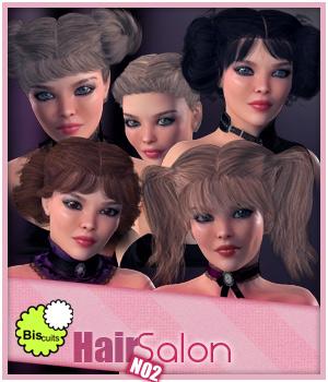 Biscuits Hair Salon NO2