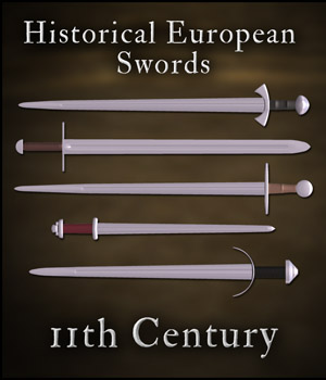 Historical European Swords: 11th Century