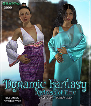 Dynamic Fantasy: Mistress of Flow