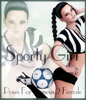 Sporty Girl Genesis 2 Female