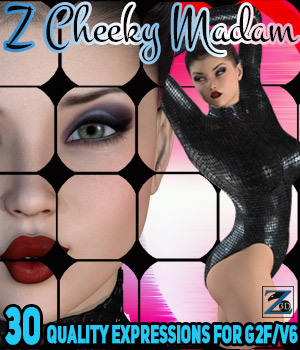 Z Cheeky Madam - Expressions for G2F/V6