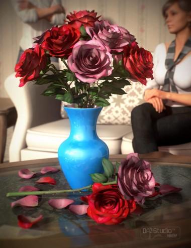 The DAZ Rose