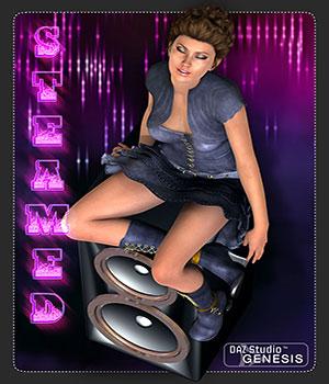 Steamed for Genesis2 Female