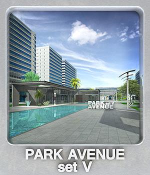 Park Avenue set V