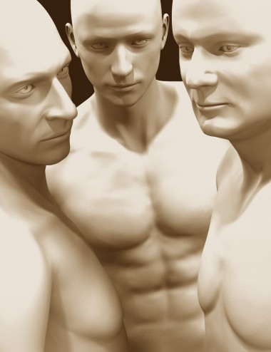ExtraOrdinary Men for Genesis 2 Male(s) Volume 2