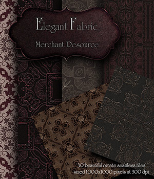 Merchant Resource- Elegant Fabric