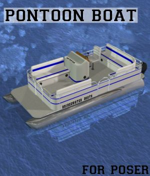 Dex's Pontoon Boat