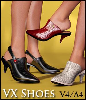 ninchens VX Shoes