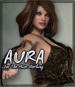 AURA for The Muse Clothing