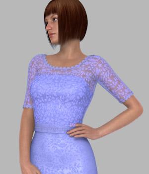 GaoDan Dress 01
