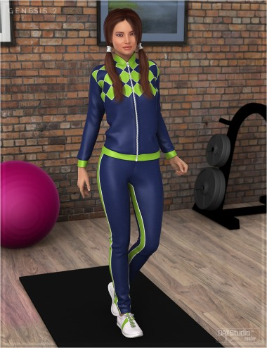 Textures for Pre Workout Outfit