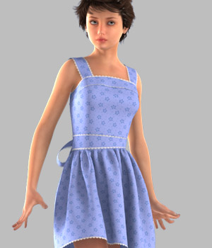 GaoDan Dress 02
