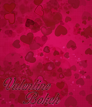 PB- Valentine Bokeh