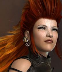 Ampliato - FauxHawk Hair