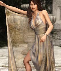 Dreams for Arissa Dress