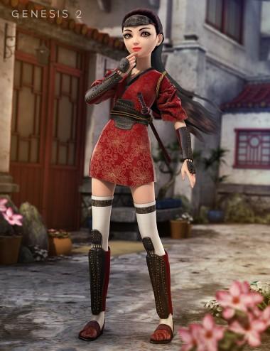 Misaki for Genesis 2 Female(s)