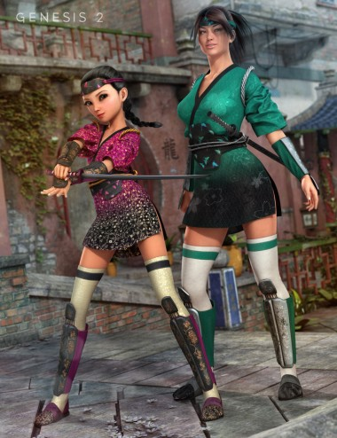 Hana for Misaki Outfit