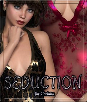 SEDUCTION for Carlotta