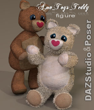 AMV_Toys_Teddy
