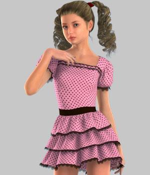 GaoDan Dress 03