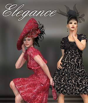 Elegance for Bolero Dress