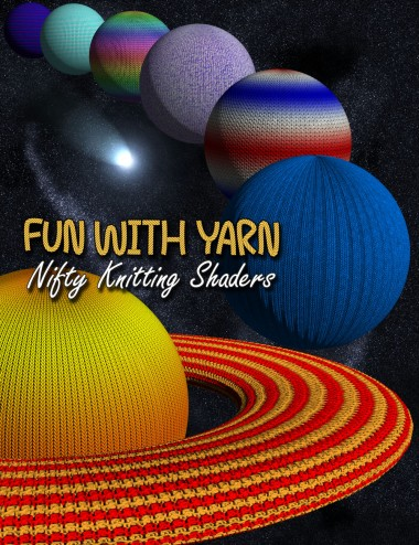 Fun With Yarn- Nifty Knitting Shaders