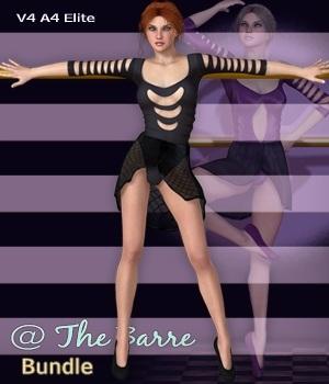 @ The Barre Bundle - V4-A4-Elite & Lace Lingerie II