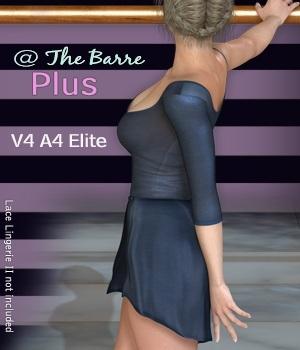 @ The Barre Plus V4-A4-Elite