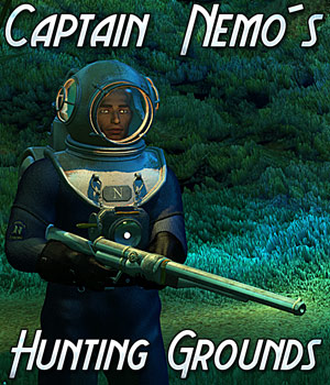 Captain Nemos Hunting Grounds