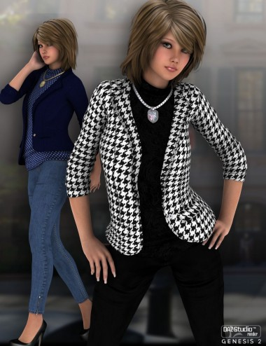 City Chic for Genesis 2 Female(s)