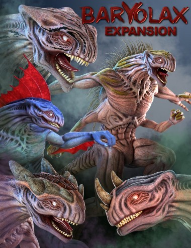 Baryolax Expansion