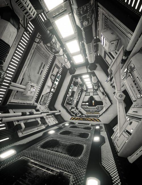 SS Marcoor Corridor