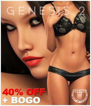 OOT Natasha for Genesis 2 Female(s)