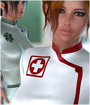 Cure You Nurse Textures