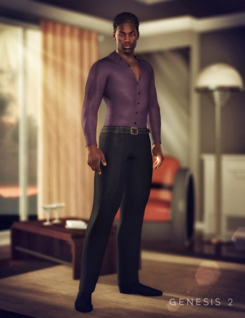 Minato Outfit for Genesis 2 Male(s)