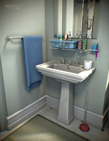 Collective3d Bathroom Stuff