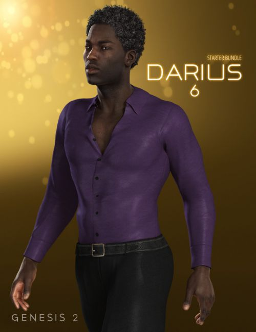 Darius 6 Starter Bundle