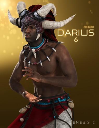 Darius 6 Pro Bundle