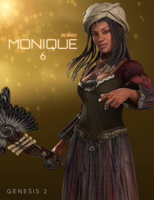 Monique 6 Pro Bundle