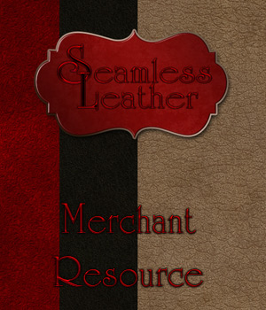 Merchant Resource- Seamless Leather
