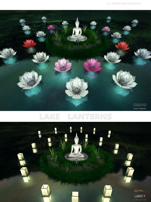 Lake Lanterns