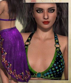 Arabesque for Sexy Fantasy