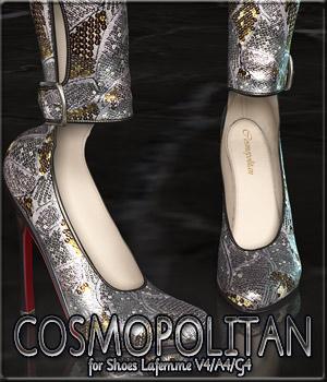 COSMOPOLITAN - Shoes Lafemme V4/A4/G4