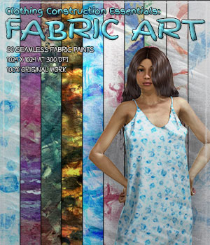 Clothing Construction Essentials: Fabric Art
