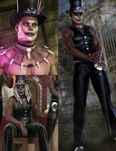 Shadow Man Bundle