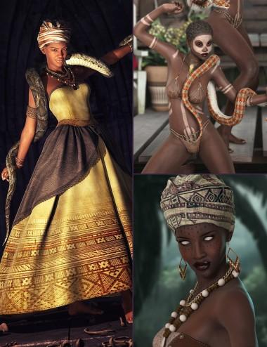 Voodoo Queen Bundle