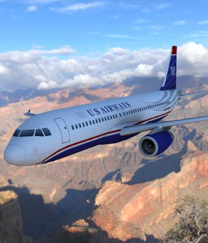 Airbus A-320 (3ds/ obj)